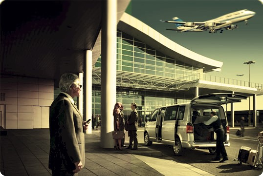 aiport transfer skg