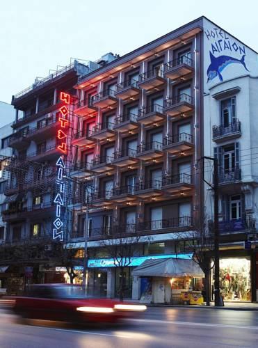 Transfer Aegeon Hotel