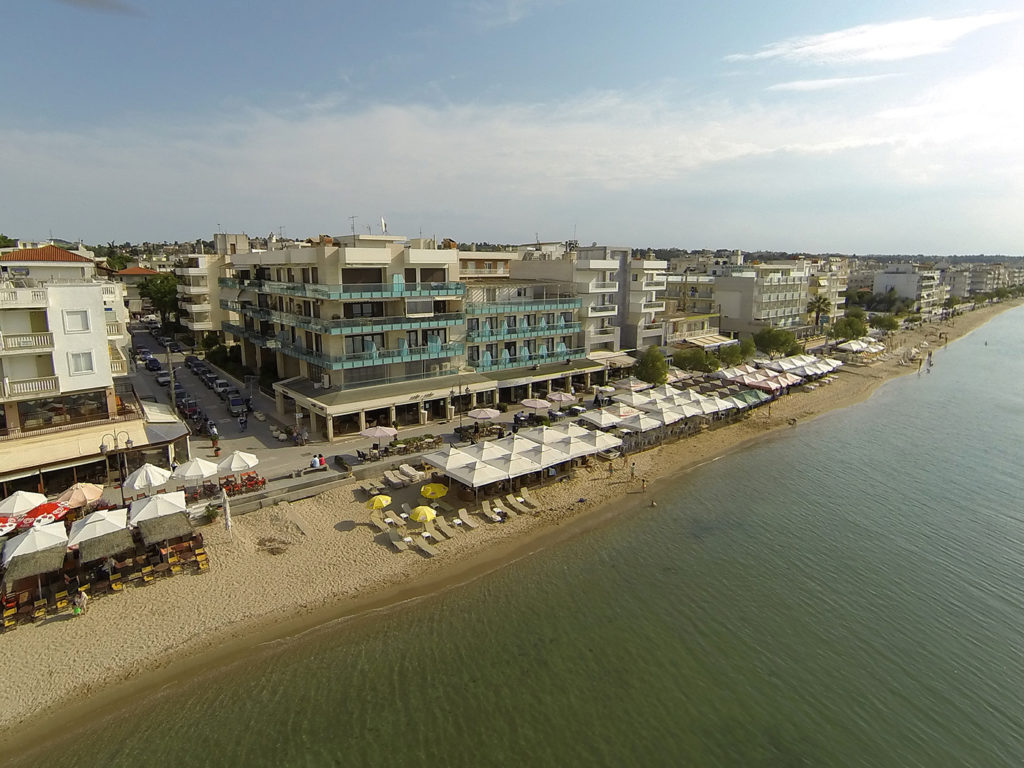 Transfer Aigli Hotel Thessaloniki