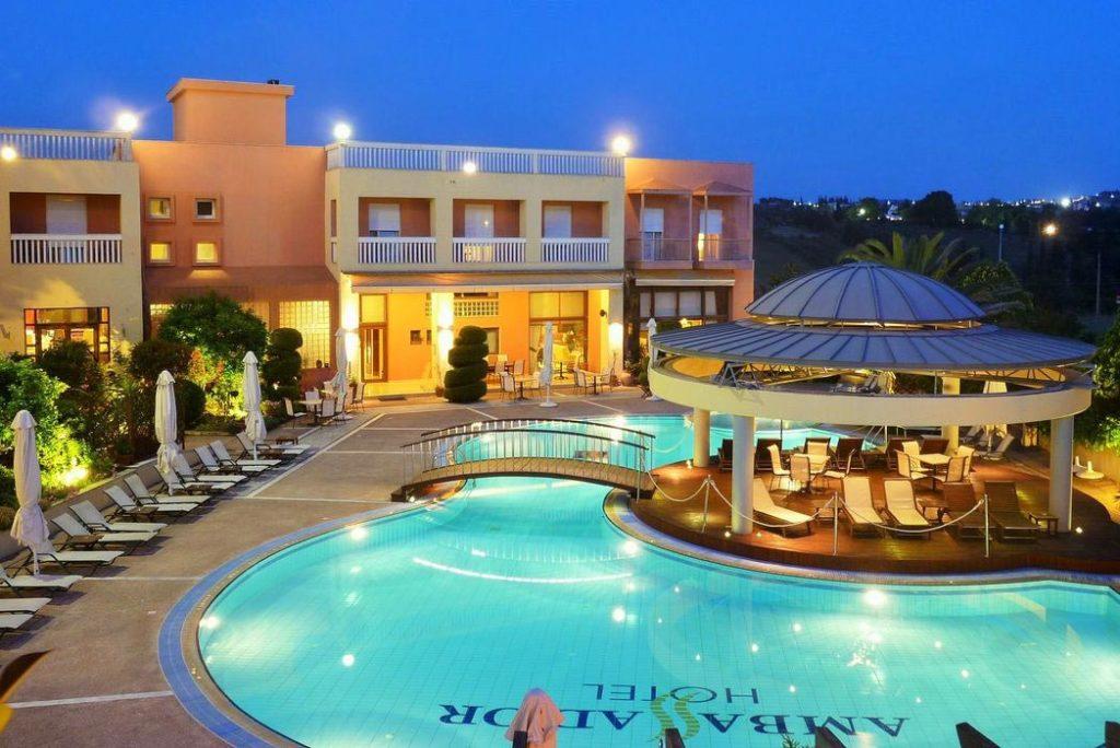 Transfer Ambassador Hotel Thessaloniki