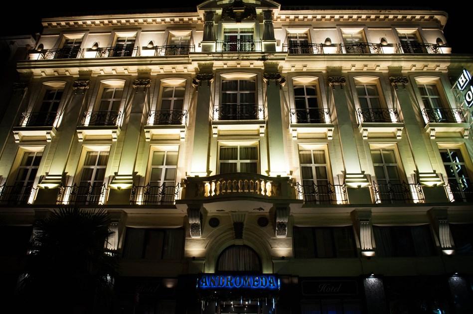 Transfer Andromeda Hotel Thessaloniki