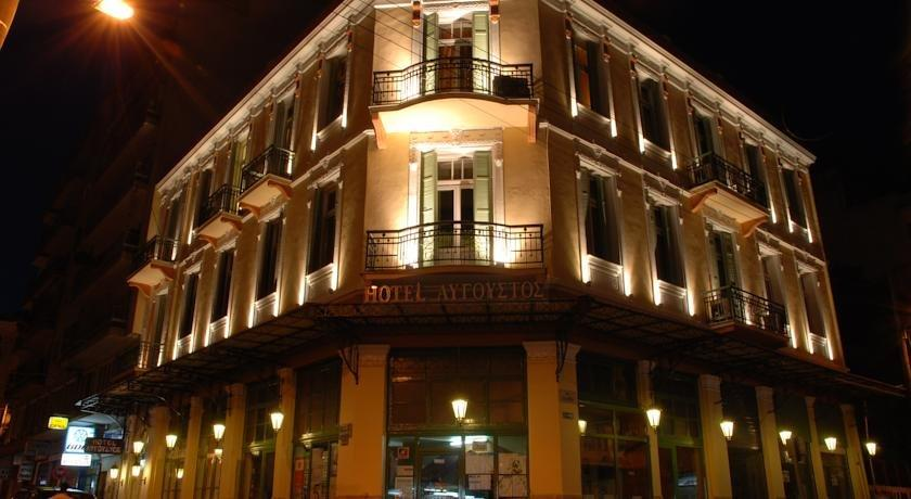 Transfer Augustos Hotel
