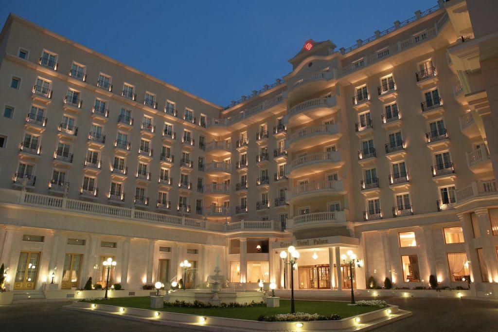 Transfer Grand Hotel Palace