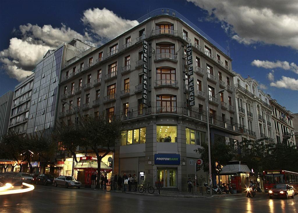 Transfer Le Palace Hotel