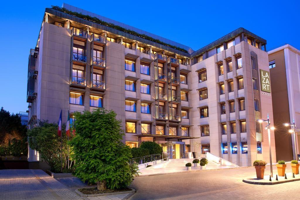 Transfer Les Lazaristes Hotel