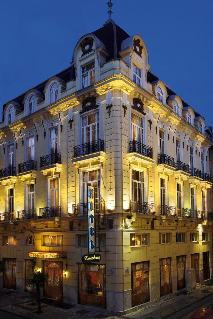 Transfer Luxemburg Hotel