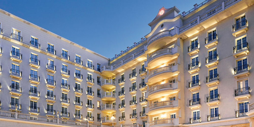 Transfer Mediterranean Palace Hotel