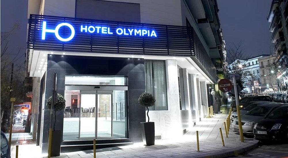 Transfer Olympia Hotel
