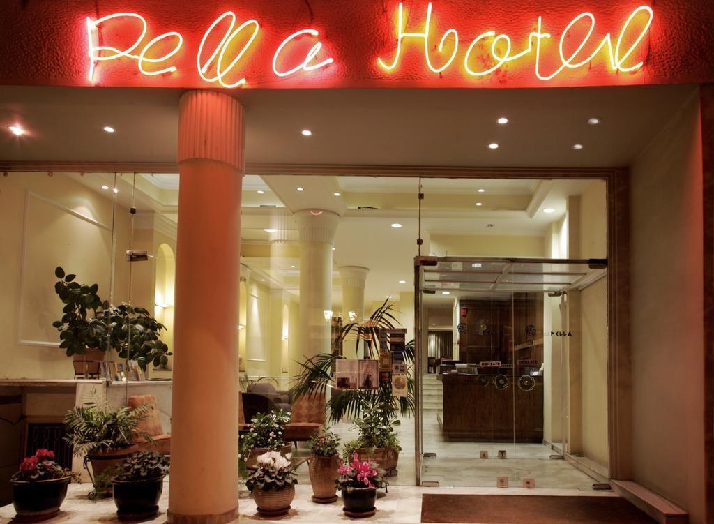 Transfer Pella Hotel