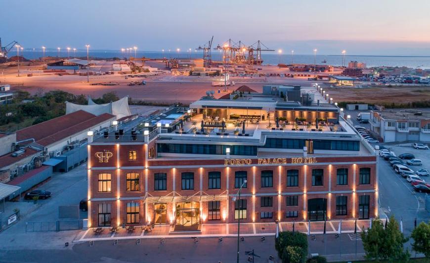 Transfer Porto Palace Hotel