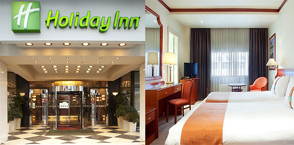 Transfer holiday inn Hotel