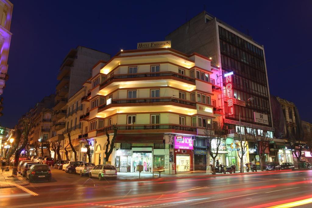 Transfer Emporikon Hotel