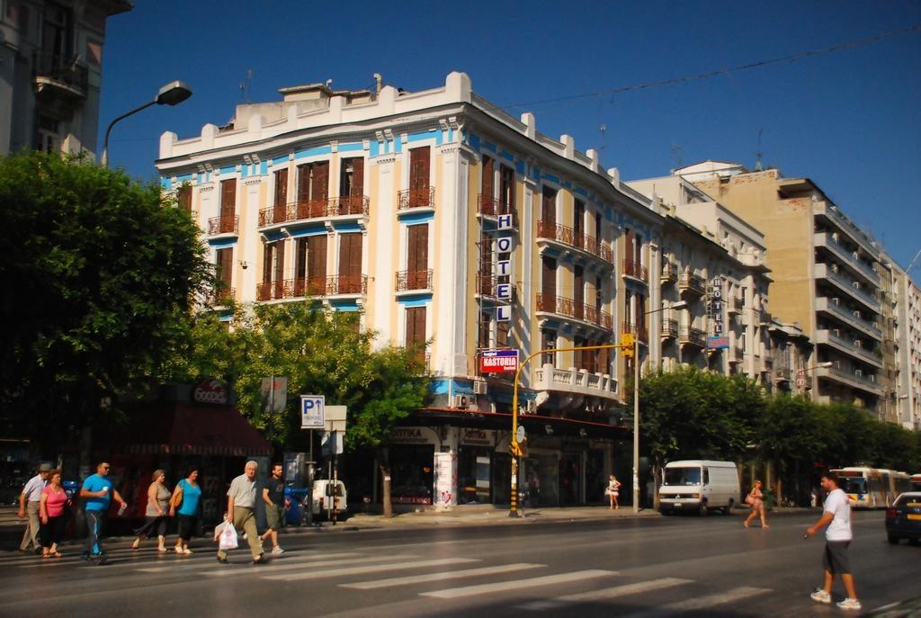 Transfer Kastoria Hotel