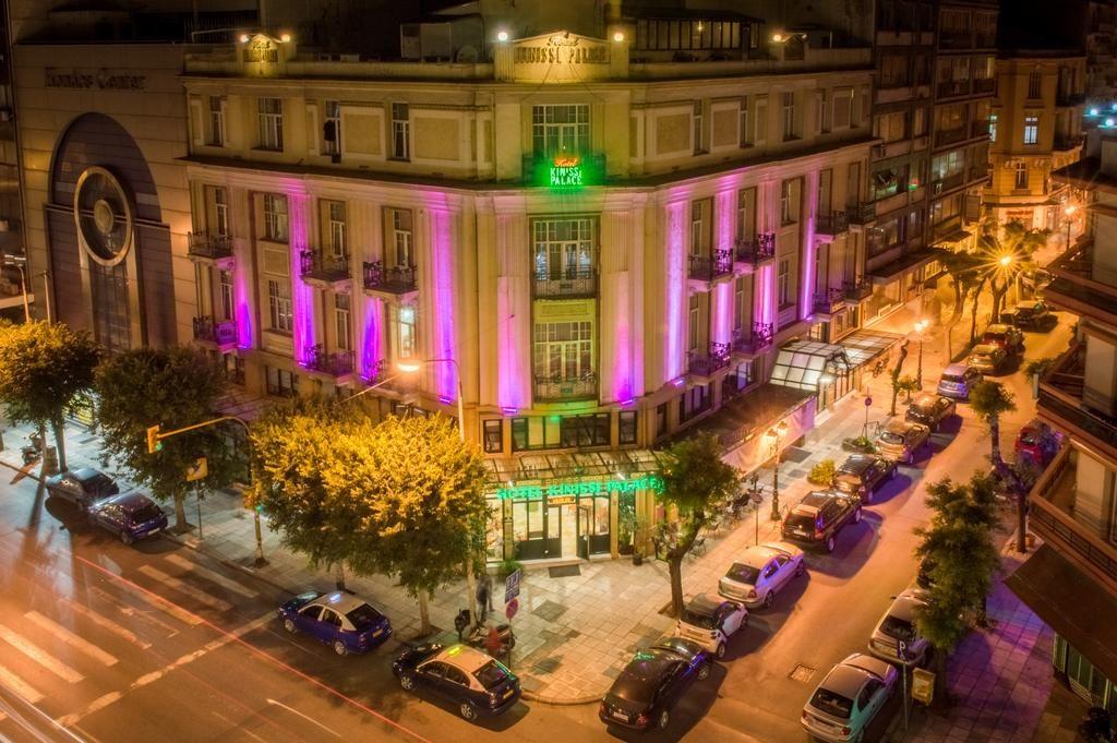 Transfer Kinissi Palace Hotel