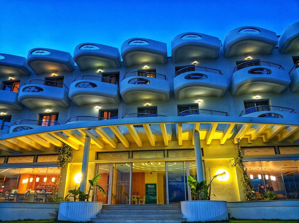 Transfer Aegean Blue Beach Hotel