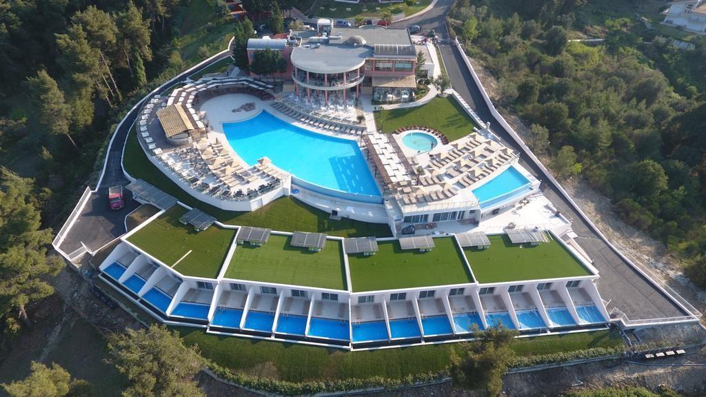 Transfer Alia Palace Hotel & Villas Halkidiki