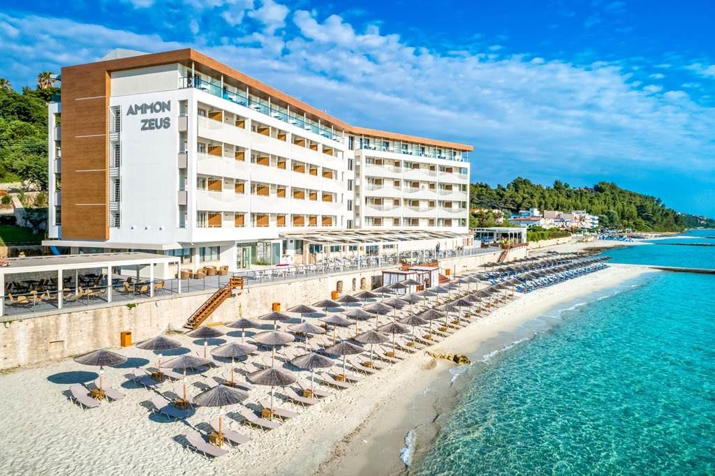 Transfer Ammon Zeus Hotel