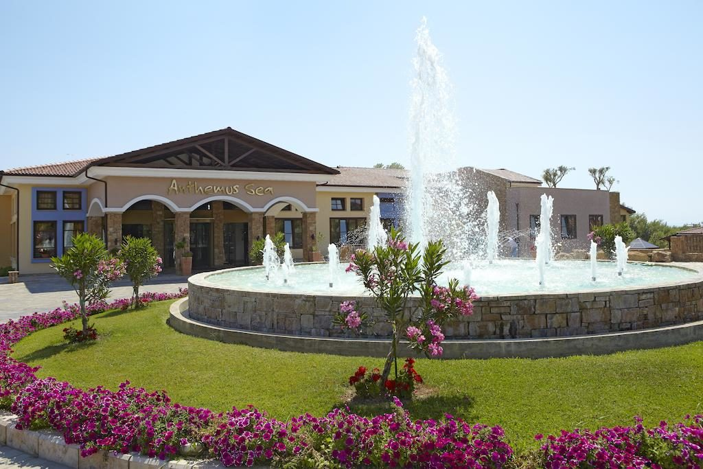 Transfer Anthemus Sea Beach Hotel & Spa