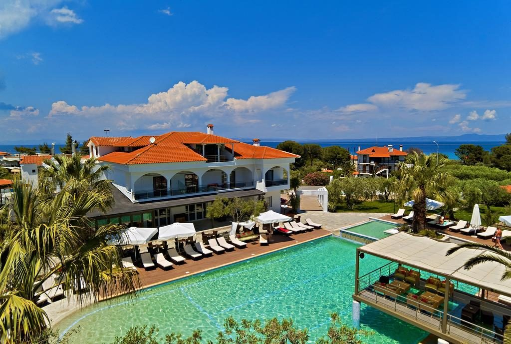 Transfer Flegra Palace Hotel