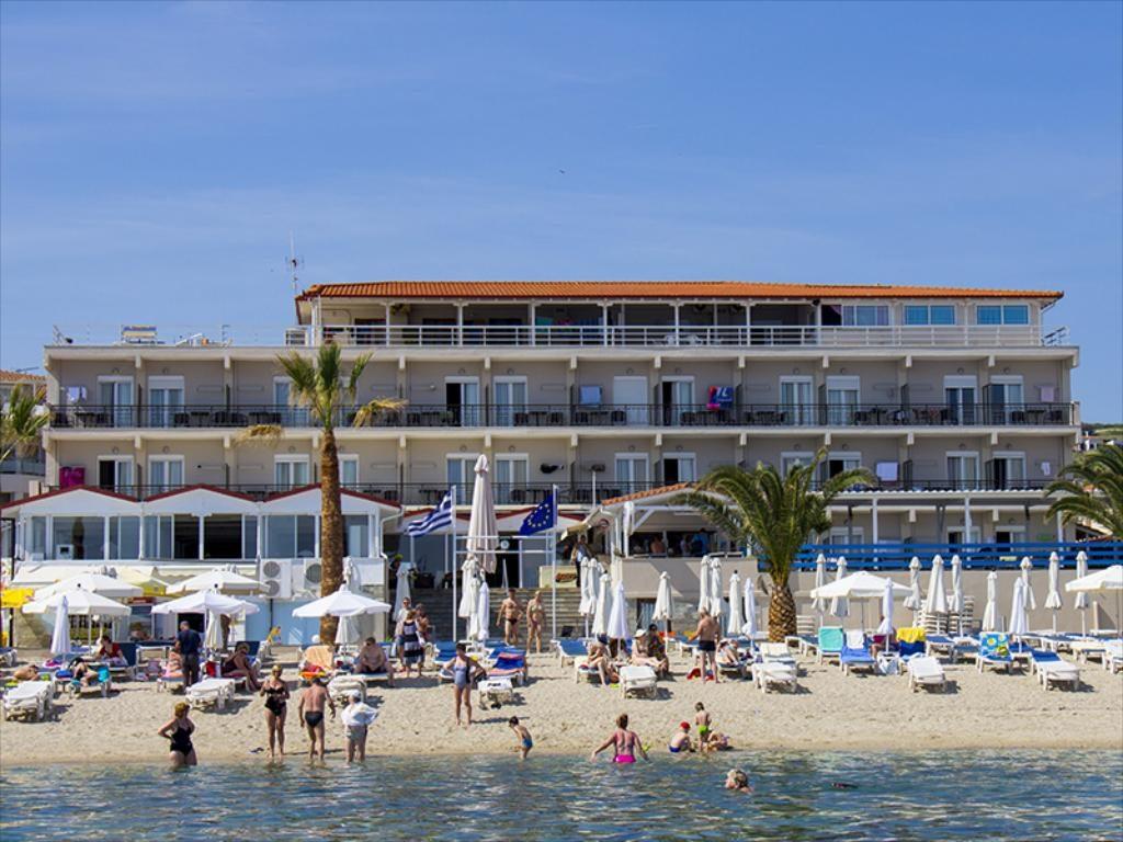 Transfer Hanioti GrandOtel Hotel