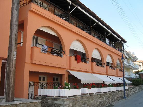 Transfer Polychrono Beach Hotel Halkidiki