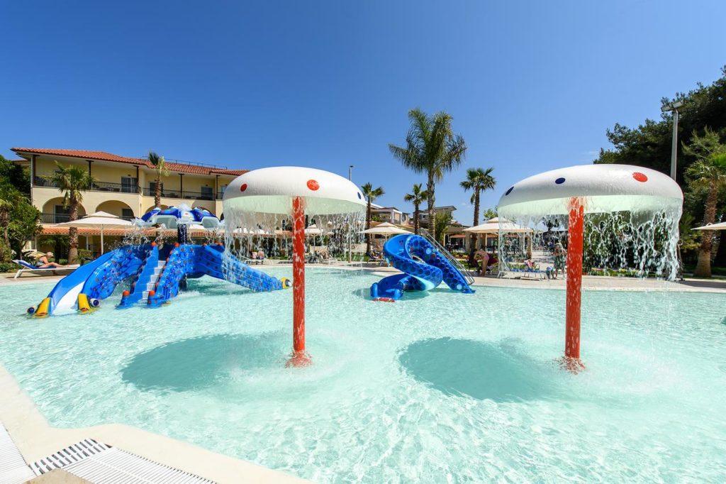 Transfer Portes Beach Hotel