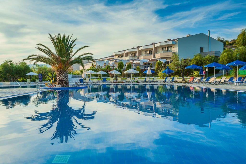 Transfer Xenios Anastasia Resort & Spa