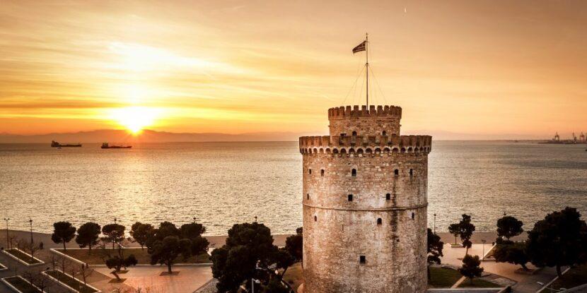White Tower Thessaloniki - Thessaloniki Airport Transfer