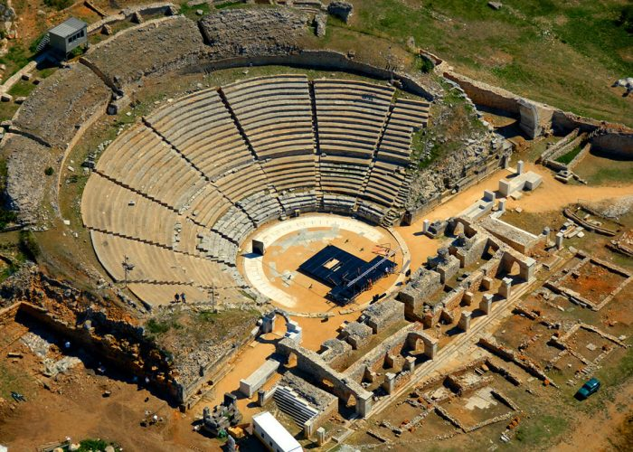 Day Tour Amfipolis Philippi Kavala